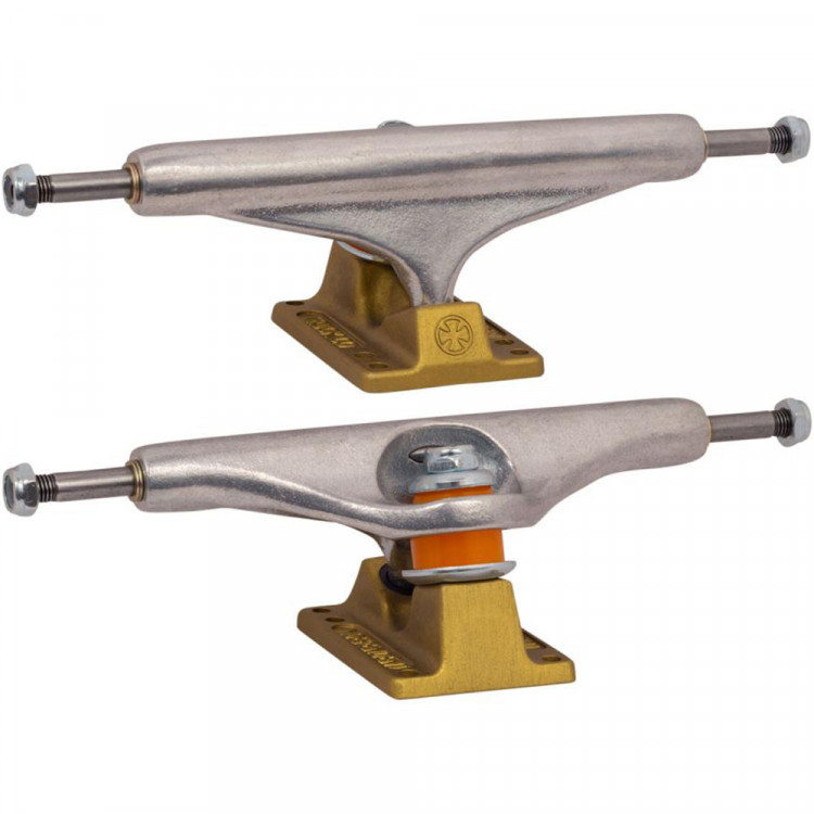 159 Stage 11 Hollow Silver  Anodized Gold Standard Trucks