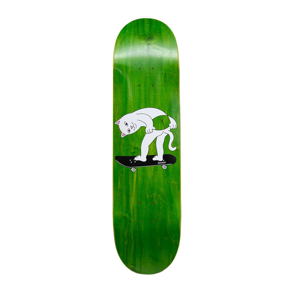 RIPNDIP doska Moon Grab Board - Green - 8.25
