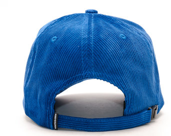 Pink Dolphin RARE CORDUROY STRUCTURED ZIPBACK blue