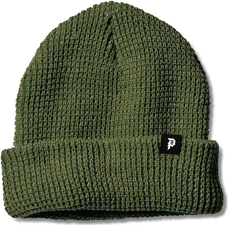 Primitive čiapka DIRTY P WAFFLE TWO FER BEANIE