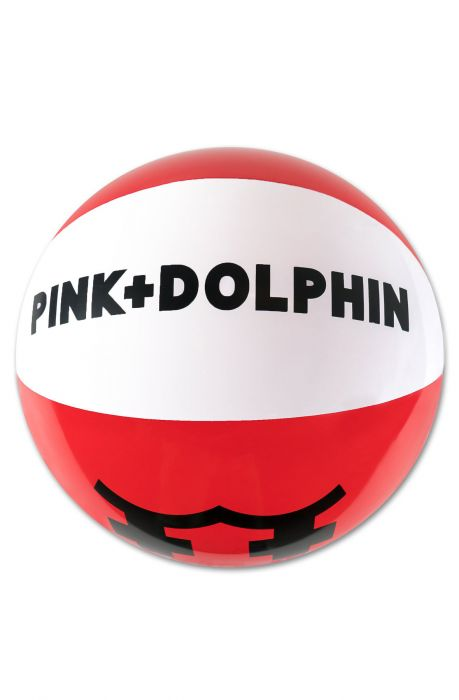 Pink Dolphin lopta SUMMER BALL- RED