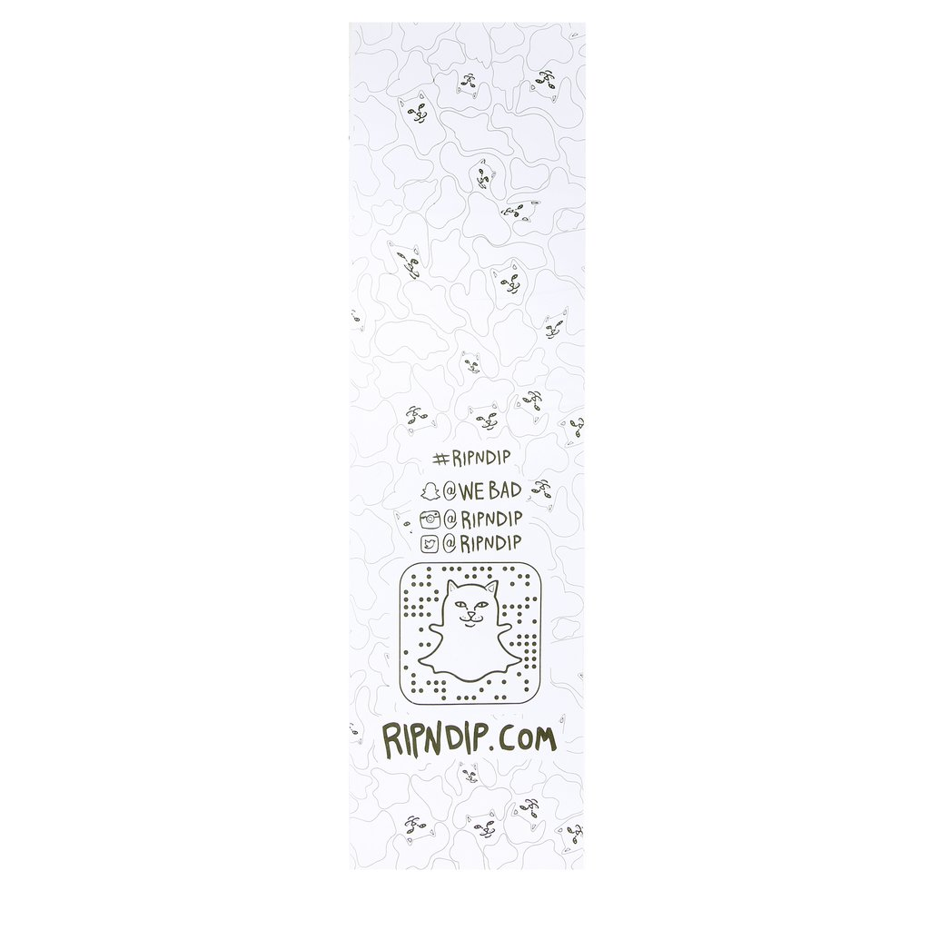 RIPNDIP griptape Floating Griptape - Clear
