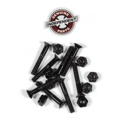 INDEPENDENT -  šrubky Black Cross Bolts- 1,25""