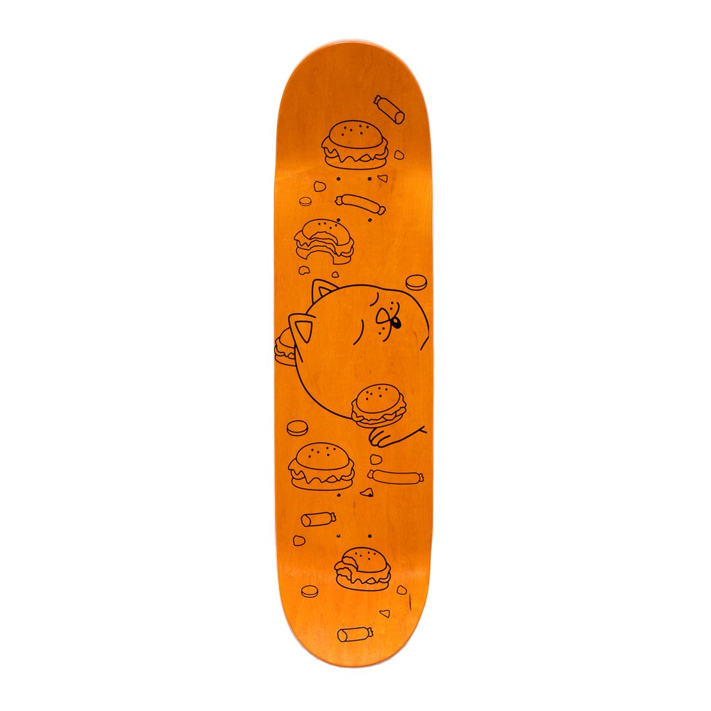RIPNDIP doska Fat Hungry Baby Board - purple 8.0