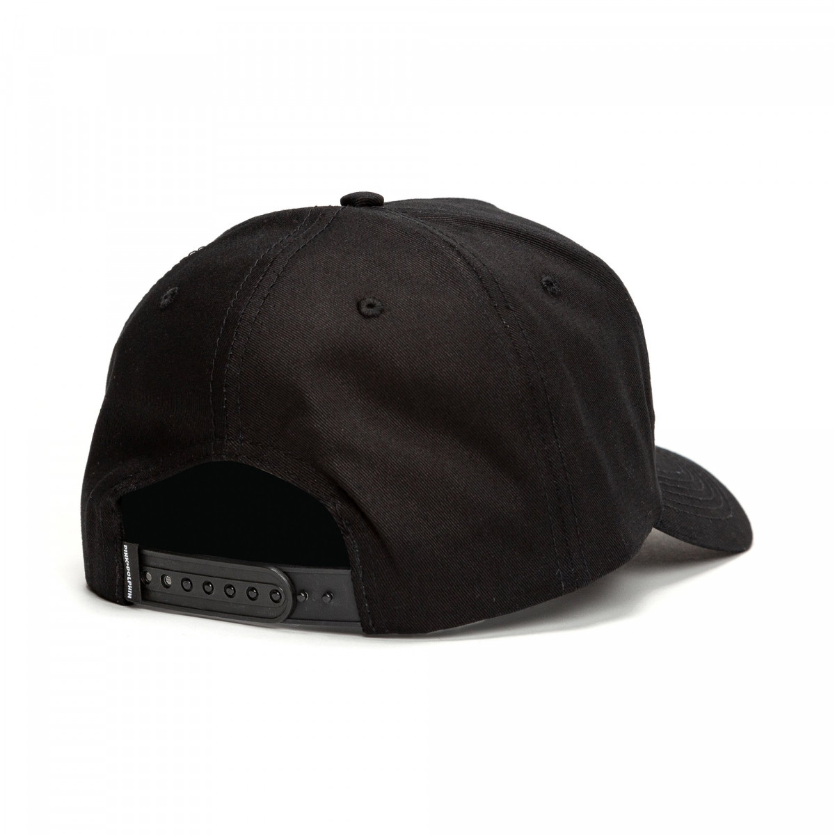 Pink Dolphin šiltovka TOMBSTONE 5-PANEL STRUCTURED SNAPBACK BLACK