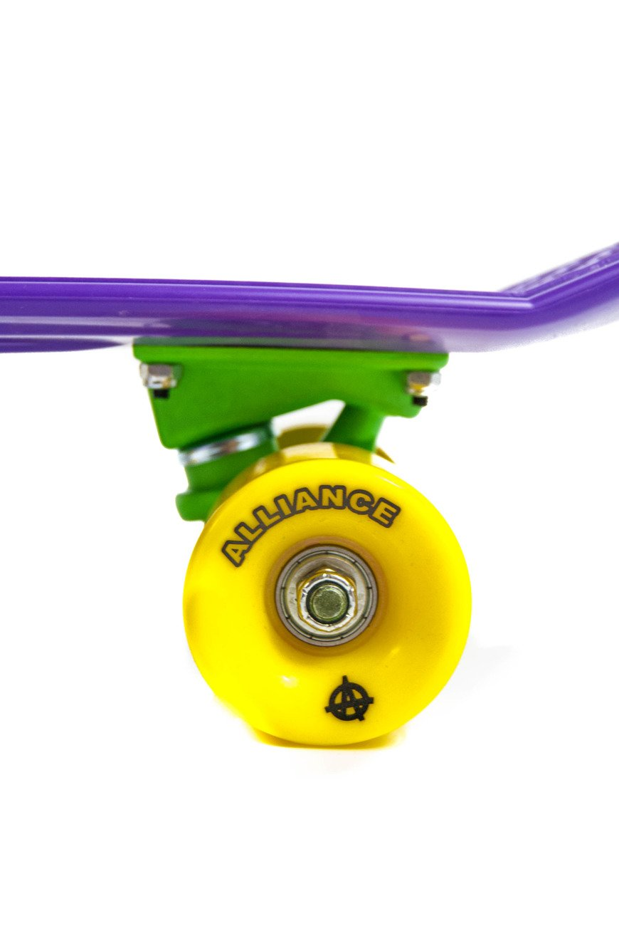 ALLIANCE mini cruiser purple