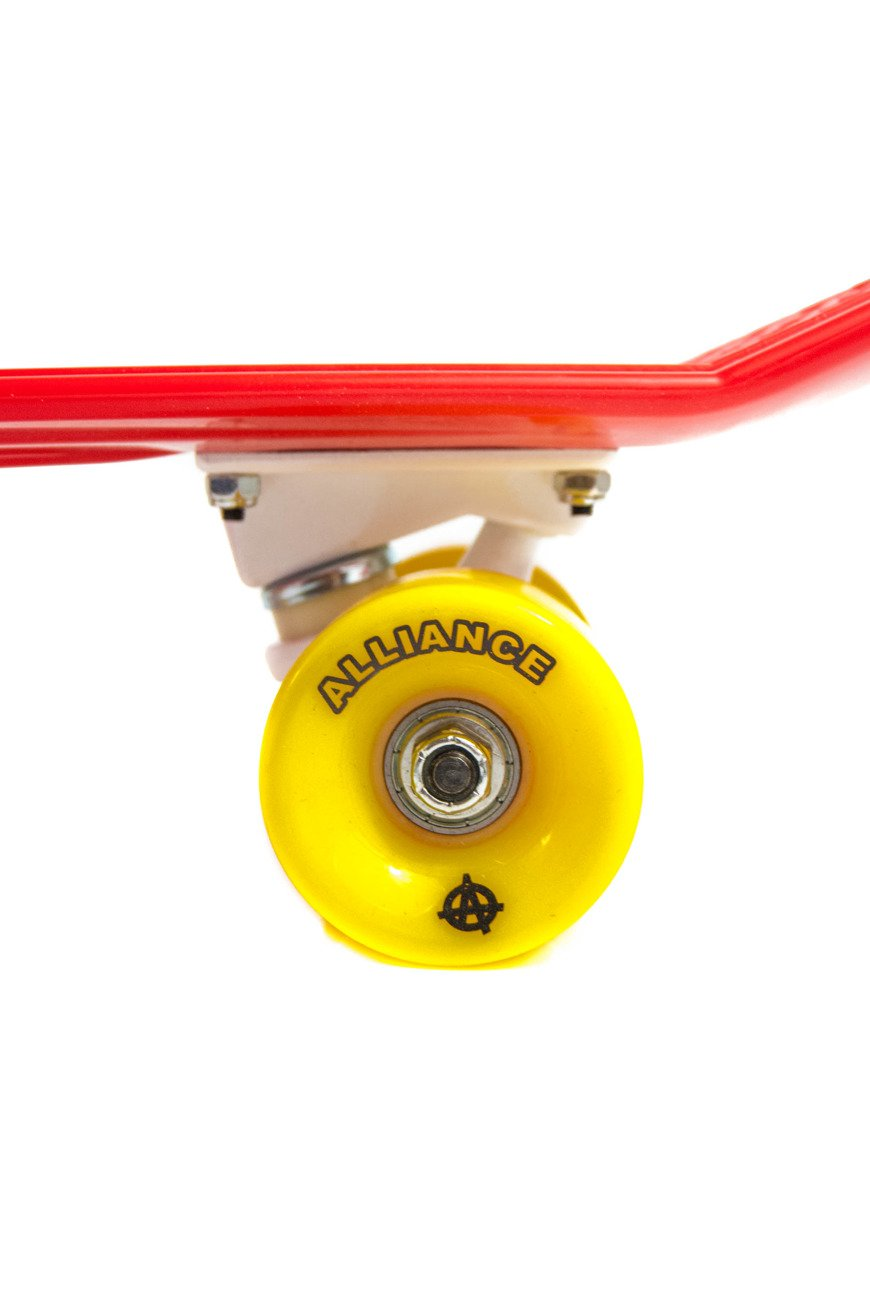 ALLIANCE mini cruiser red