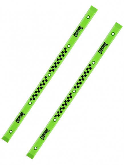 Creature lišty Sliders Rails- green