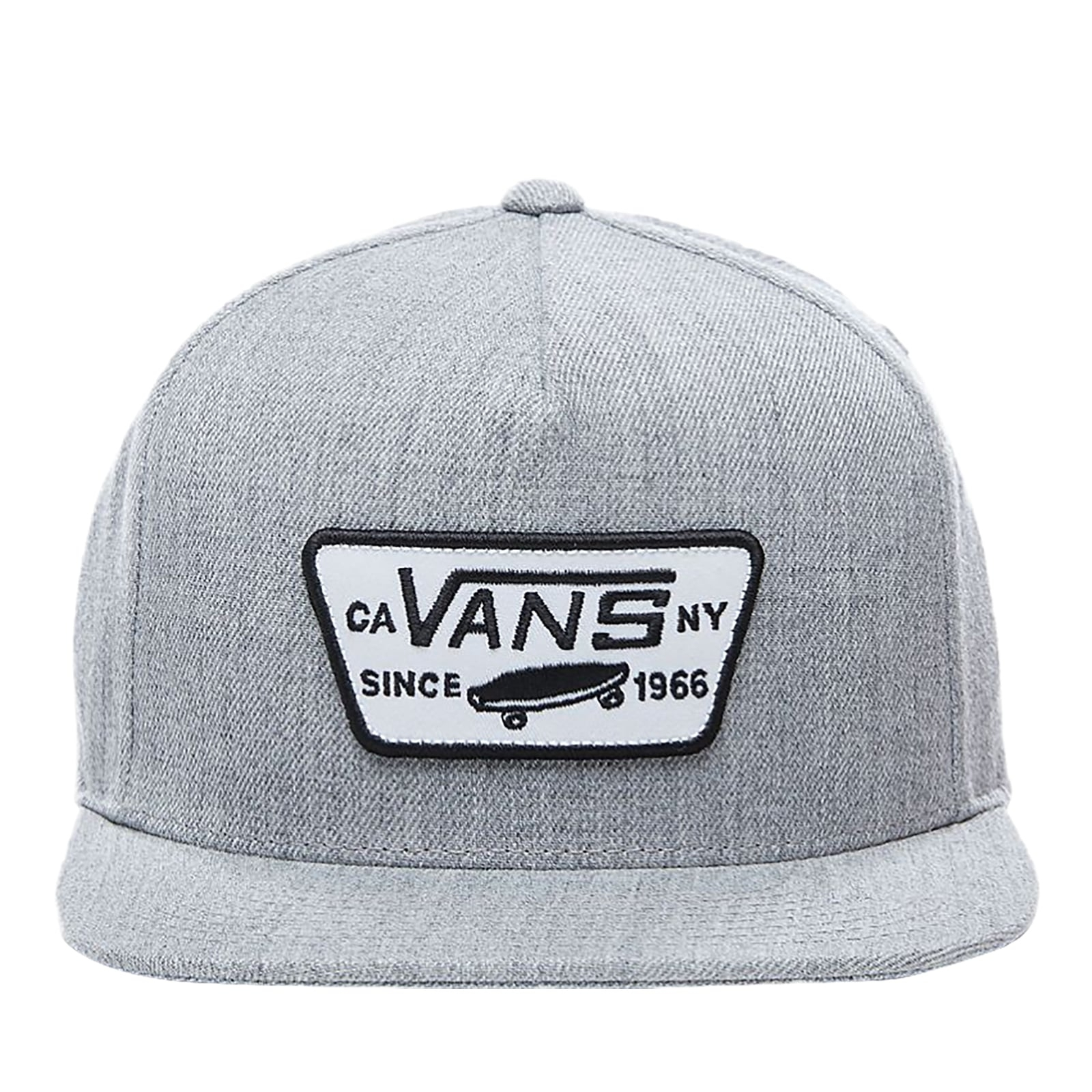 Vans šiltovka FULL PATCH SNAP heather grey