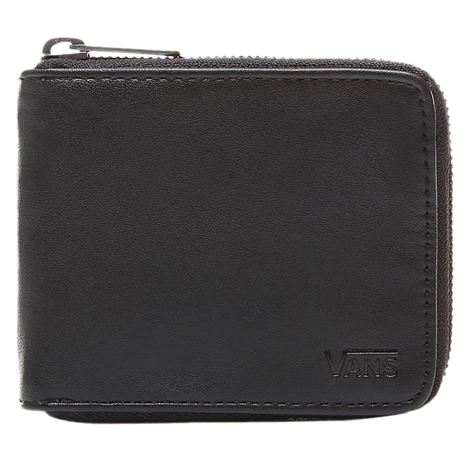 VANS peňaženka DROP V ZIP WALLET - BLACK