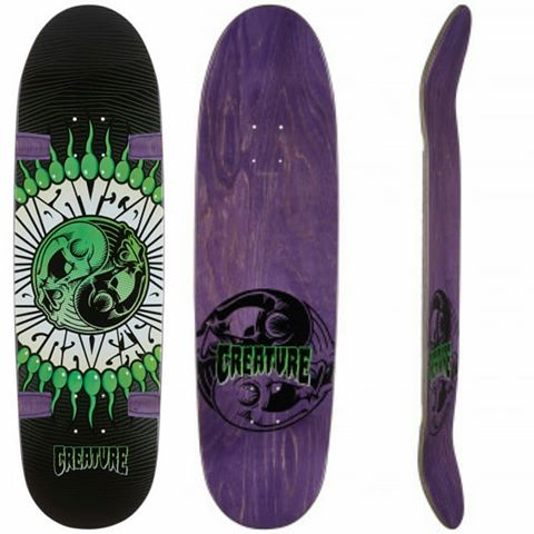Creature cruiser- doska Gravette Orgins 8.8 in x 31.48