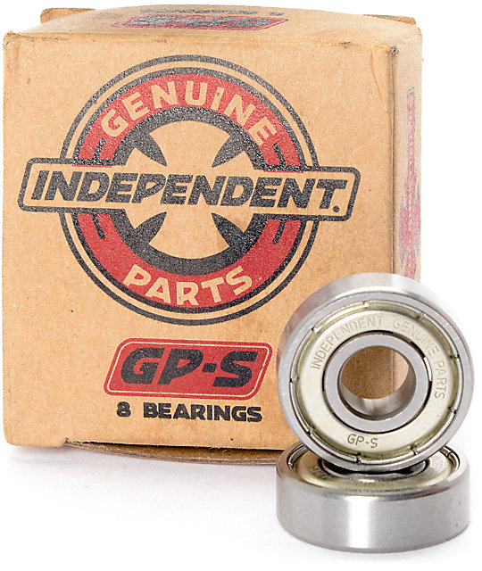 INDEPENDENT Ložiská BOX/8 = 1 set  Bearing GP-S