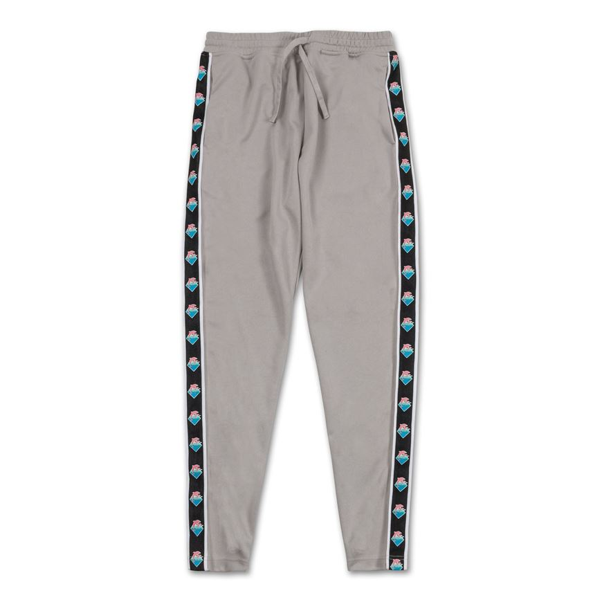 Pink Dolphin nohavice Wavesport Track Pant 2.0 in Grey