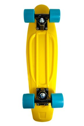 ALLIANCE mini cruiser yellow