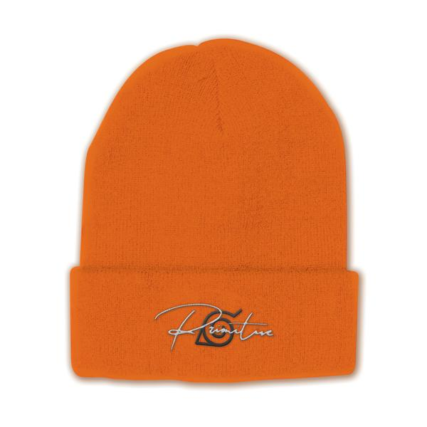 Primitive čiapka LEAFE VILLAGE BEANIE NARUTO - orange