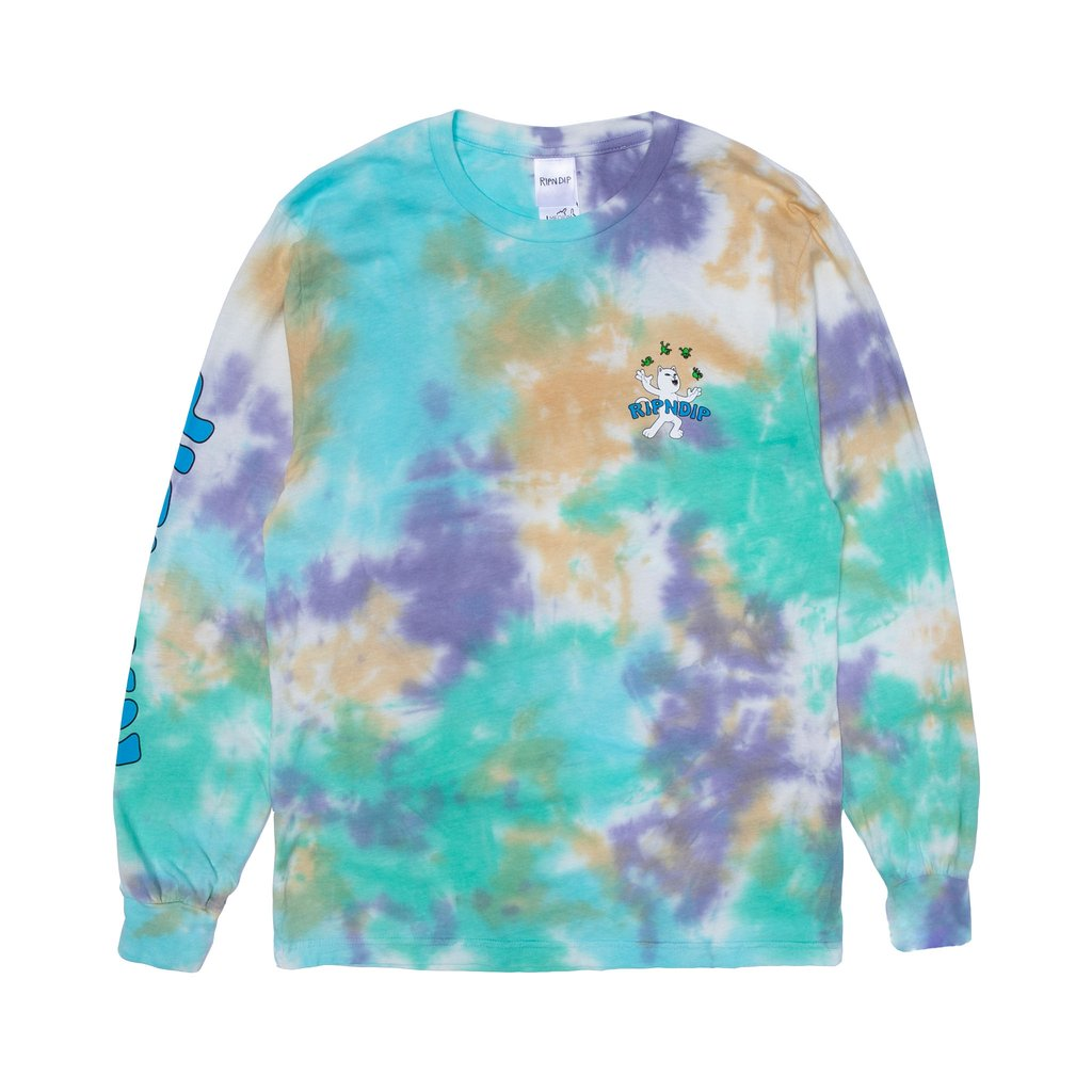 RIPNDIP tričko Lucky Charms Long sleeve