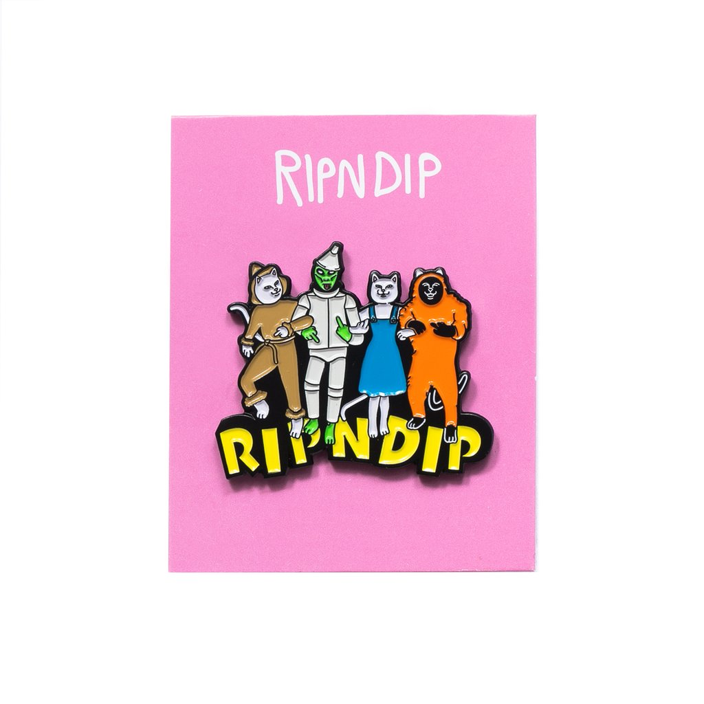RIPNDIP odznak No Place Like Home Pin