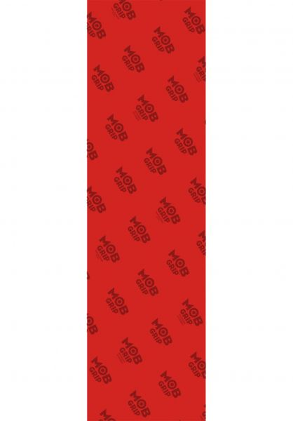 MOB griptape Transparent Colors - Clear Red