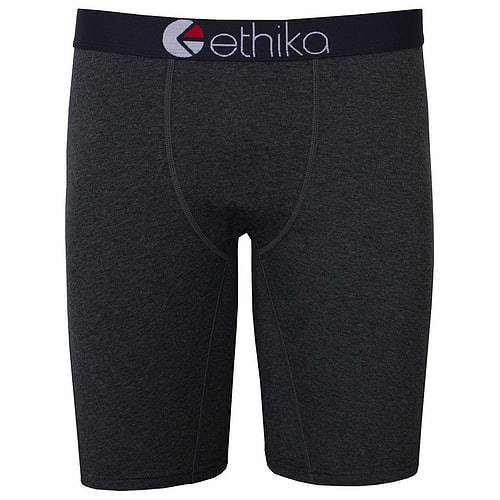 Ethika Black-grey Black Heather