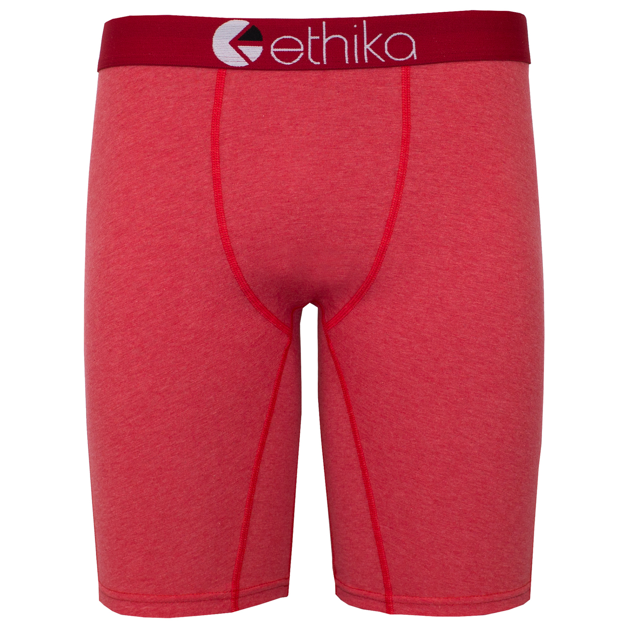 Ethika Heather Cherry Red heather