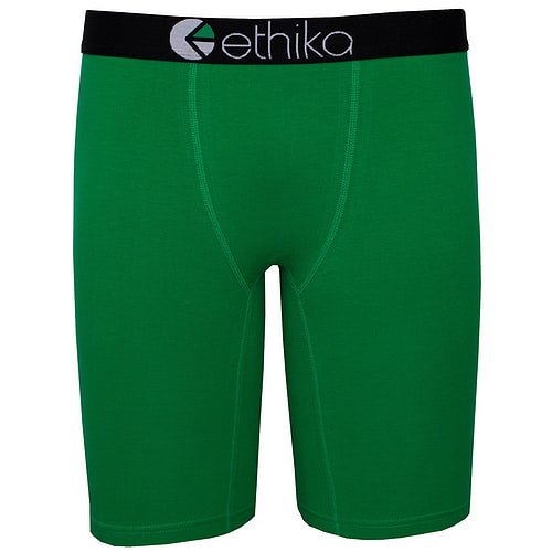 Ethika Fighting green-Green