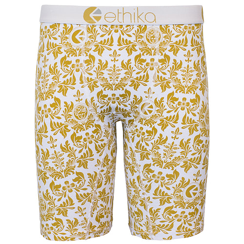 Ethika Royalty White-Gold
