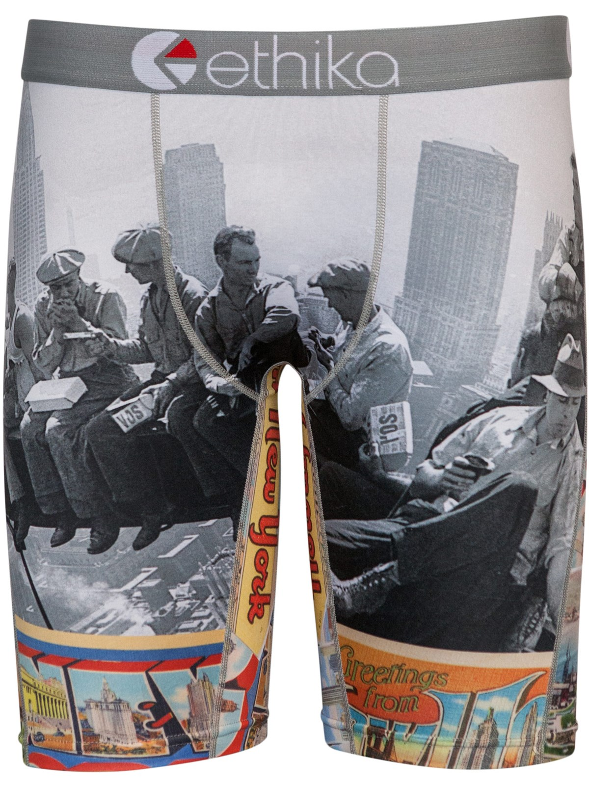 Ethika Vinatage Apple-Grey