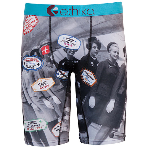 Ethika Mile High-Light grey