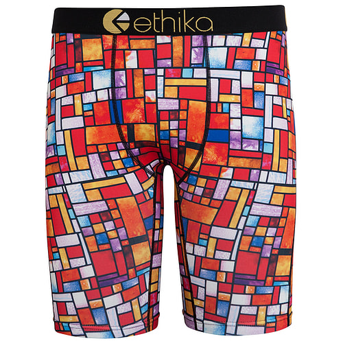 Ethika Stained Glass-Assorted