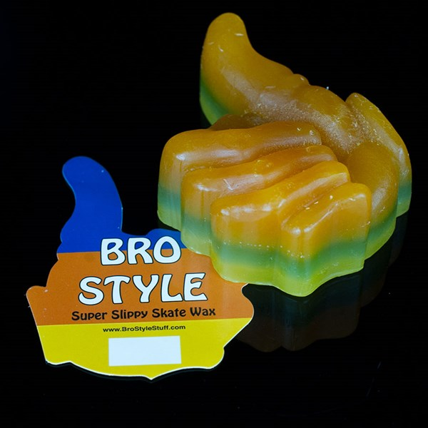 Bro Style Orange thumb vosk
