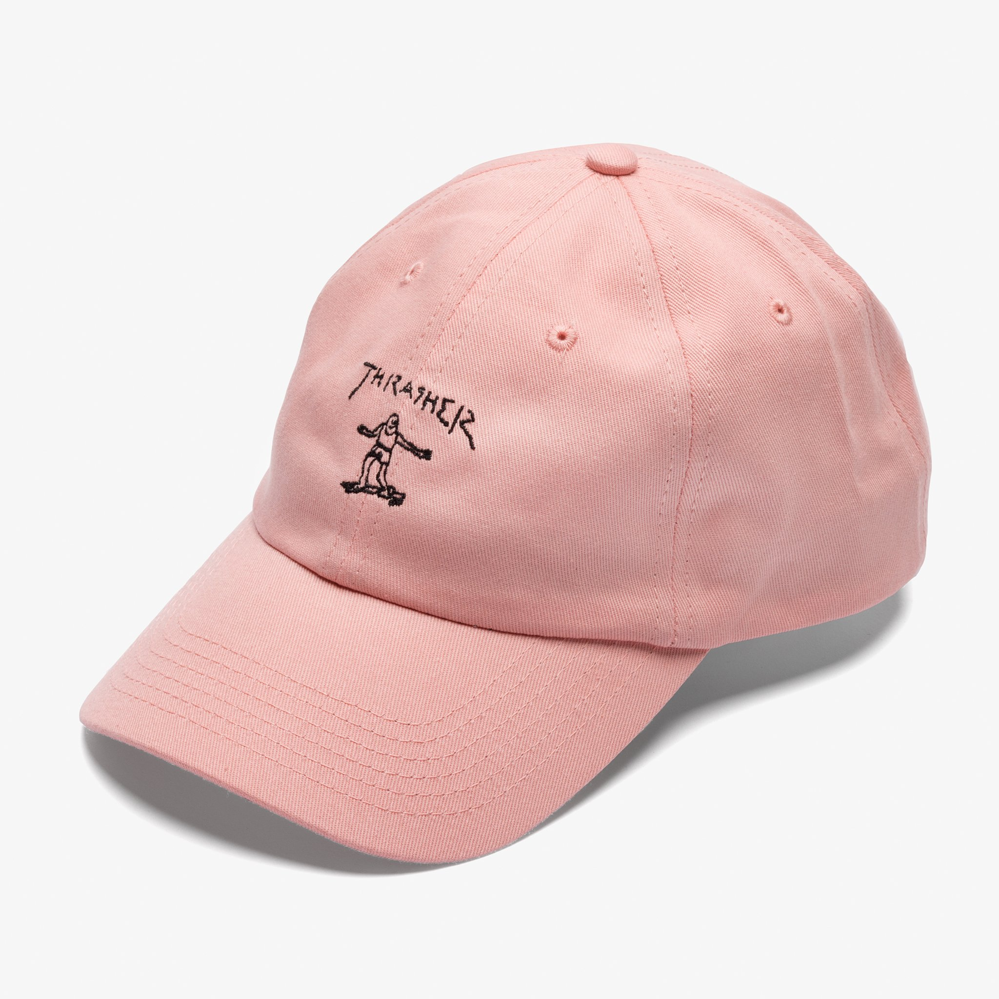 Thrasher GONZ OLD TIMER HAT pink