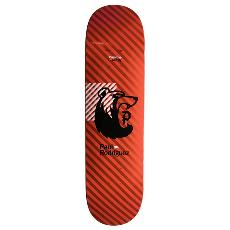 Primitive x Grizzly doska Rodriguez Bearhaus 8,0