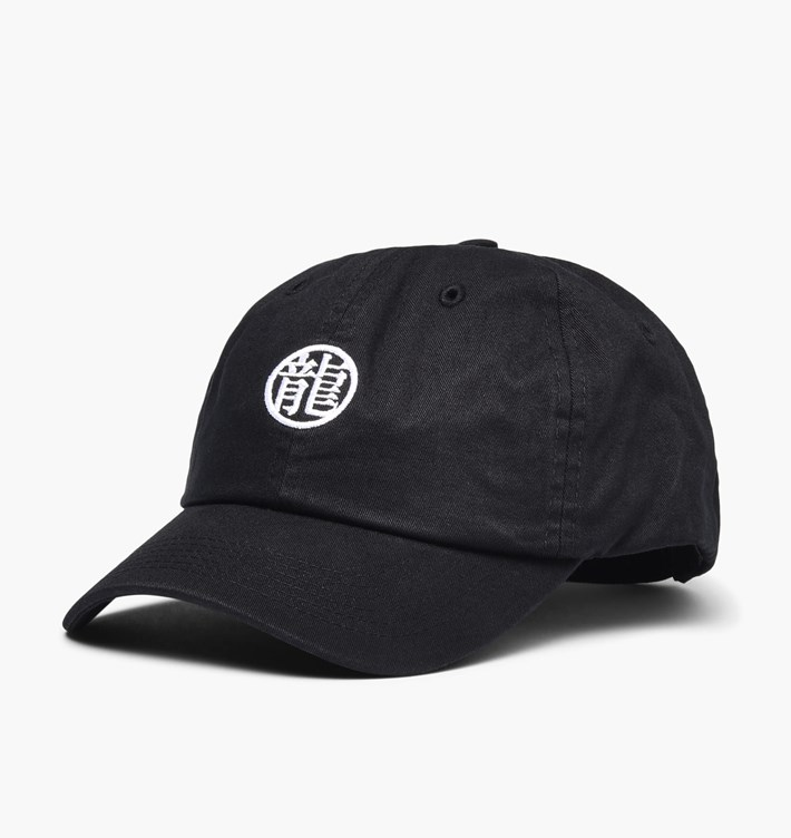 Primitive DBZ šiltovka Symbol Dad Hat- black