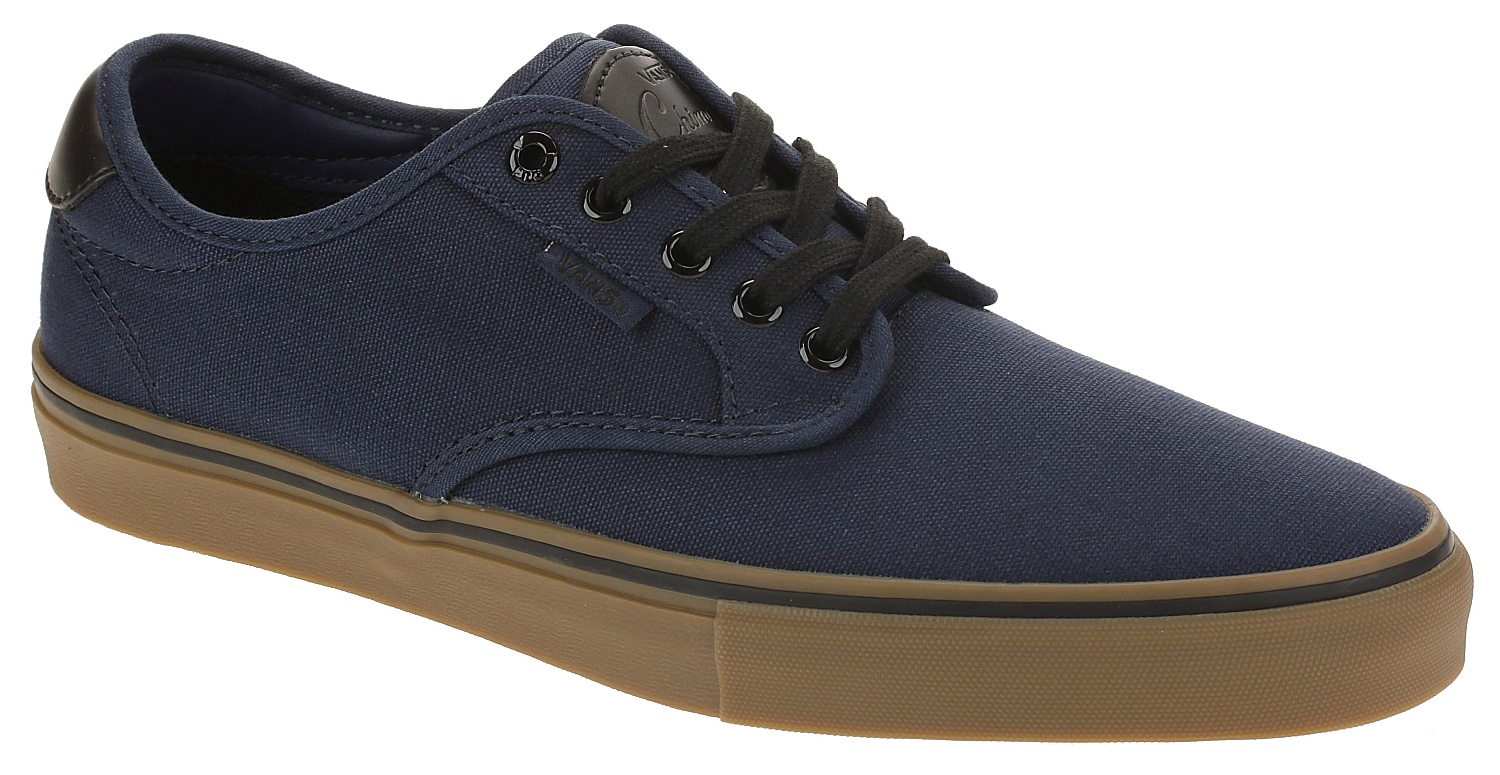 Vans topánky CHIMA FERGUSON PRO DRESS BLUES/ MEDIUM GUM