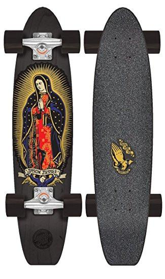 SANTA CRUZ cruiser Jammer Guadalupe Pickle 6.6in x 28.95in