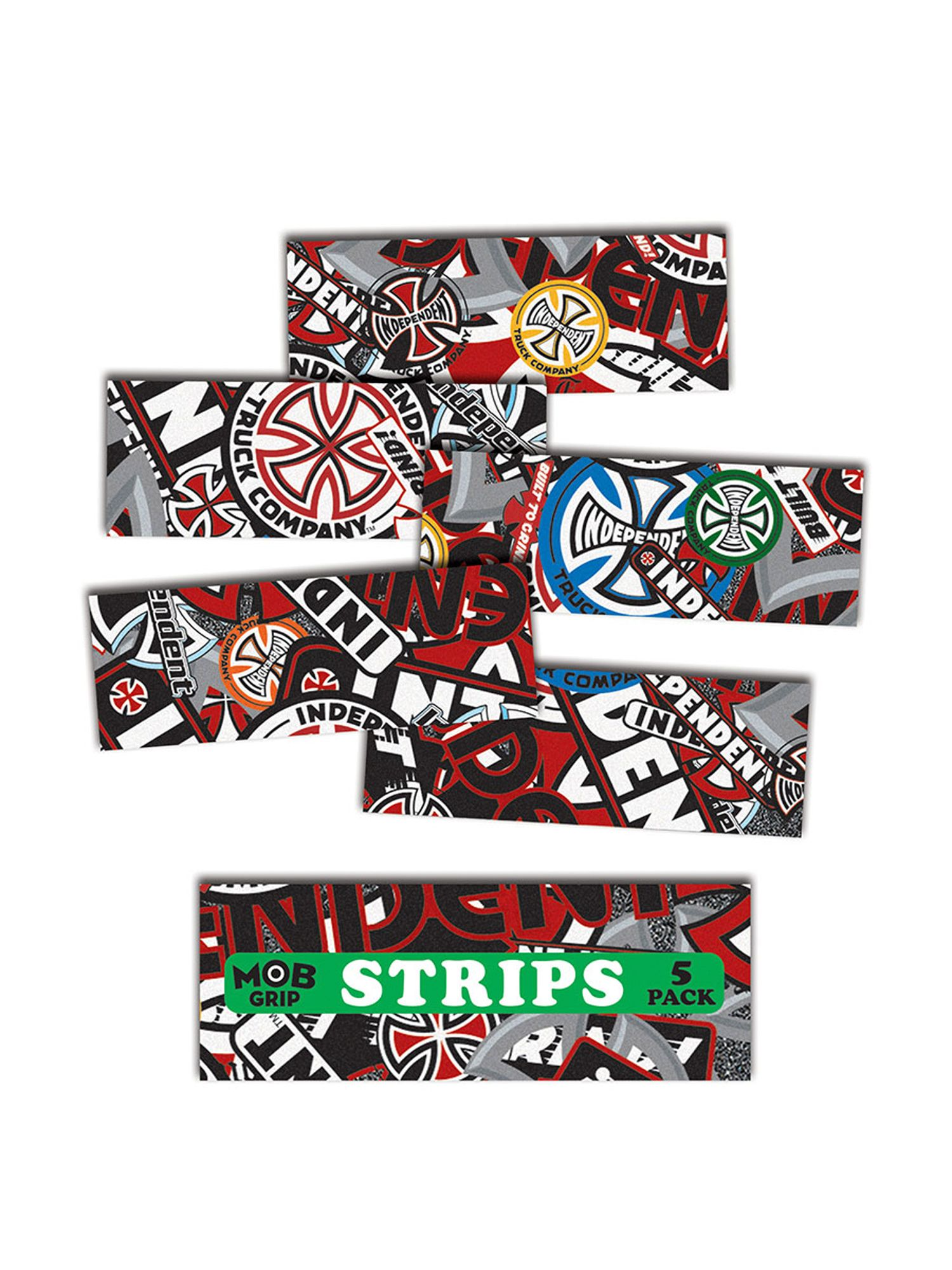 Independent Collage Grip Strips Grip Tape Mob