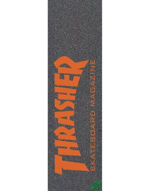 MOB griptape Thrasher Skate Mag- orange