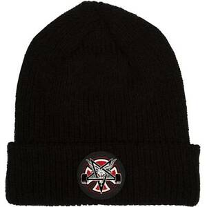 Thrasher čiapka THRASHER PENTAGRAM CROSS LONG SHOREMAN BEANIE HATS- black