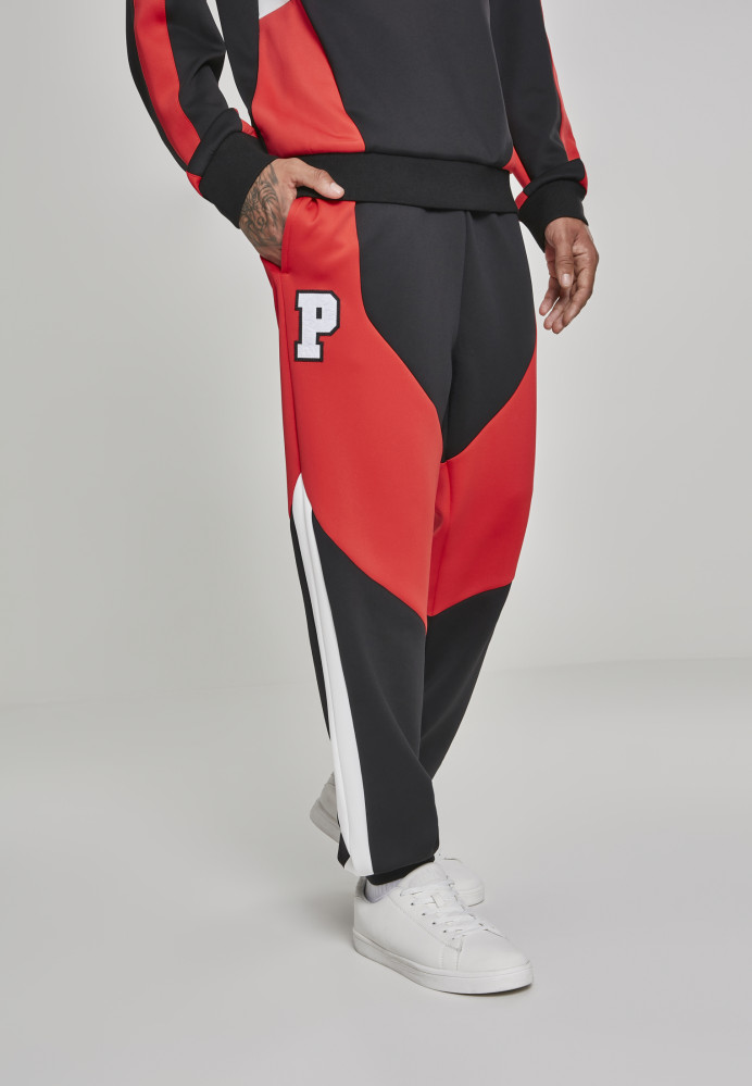 Pink Dolphin nohavice BOLD TRACK PANT- black