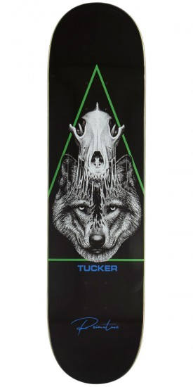 Primitive doska 8.125 TUCKER HUNTER DECK- BLACK