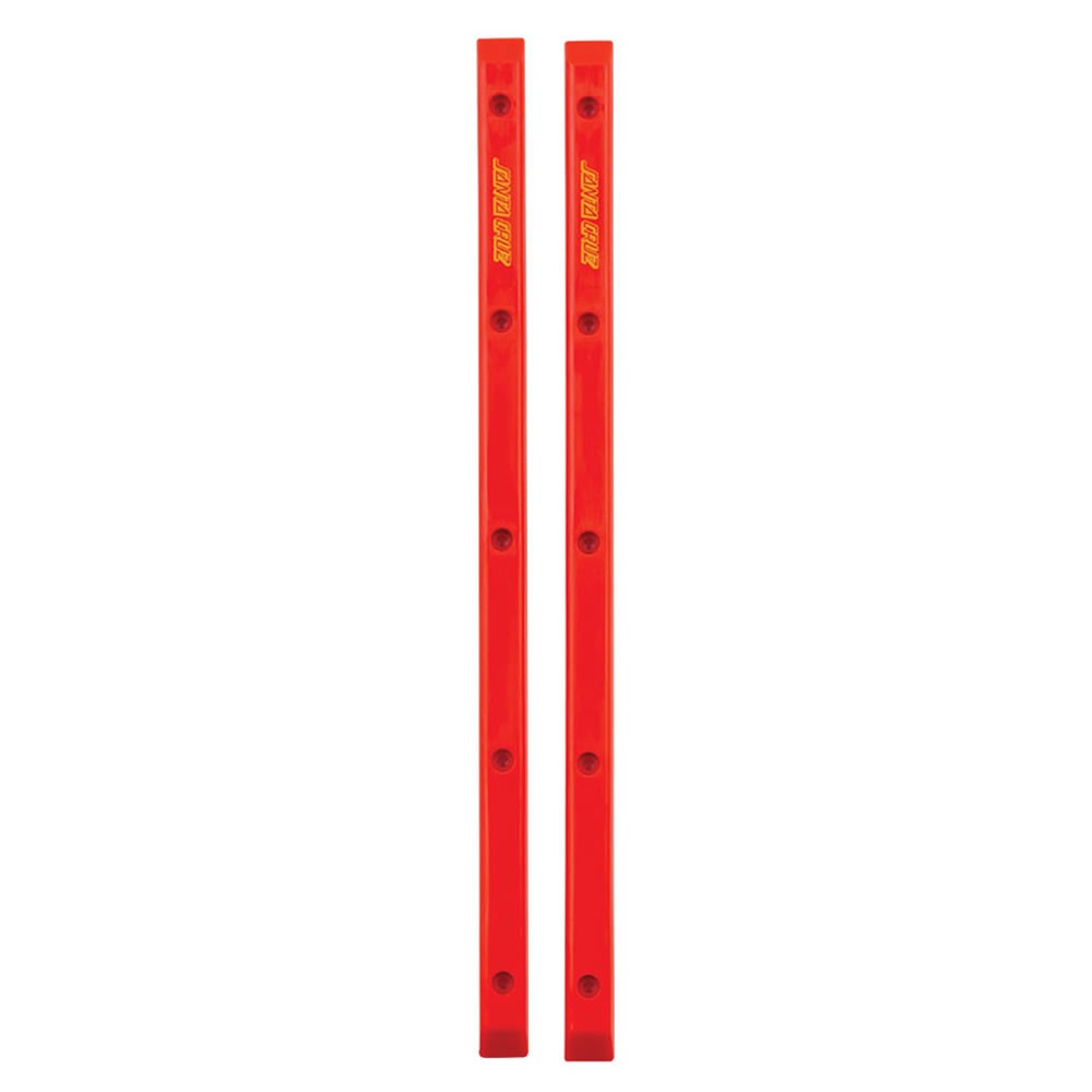 Santa Cruz lišty Slimline Rails Red