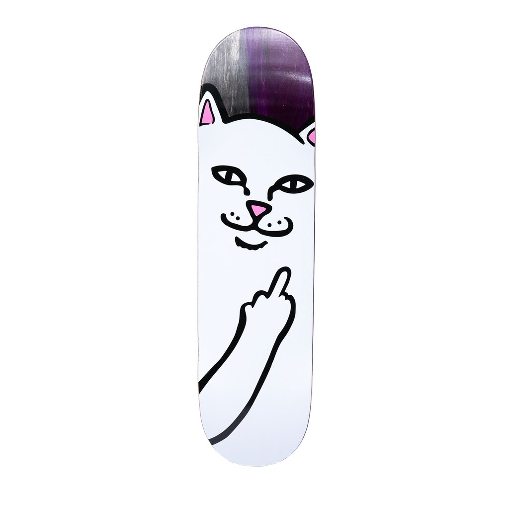 RIPNDIP doska Lord Nermal Board - purple / black 8.0