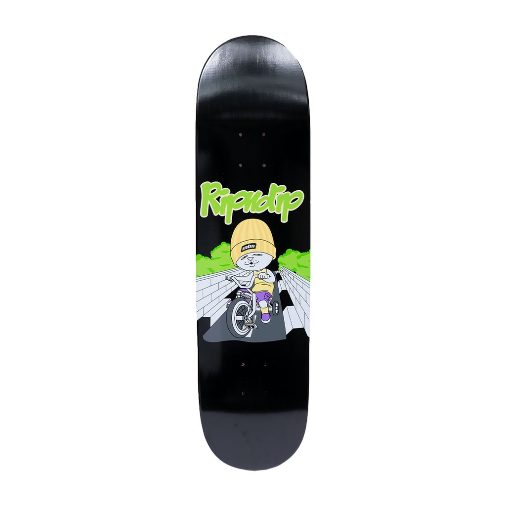 RIPNDIP doska Must Be Ridin Board - black 8.0