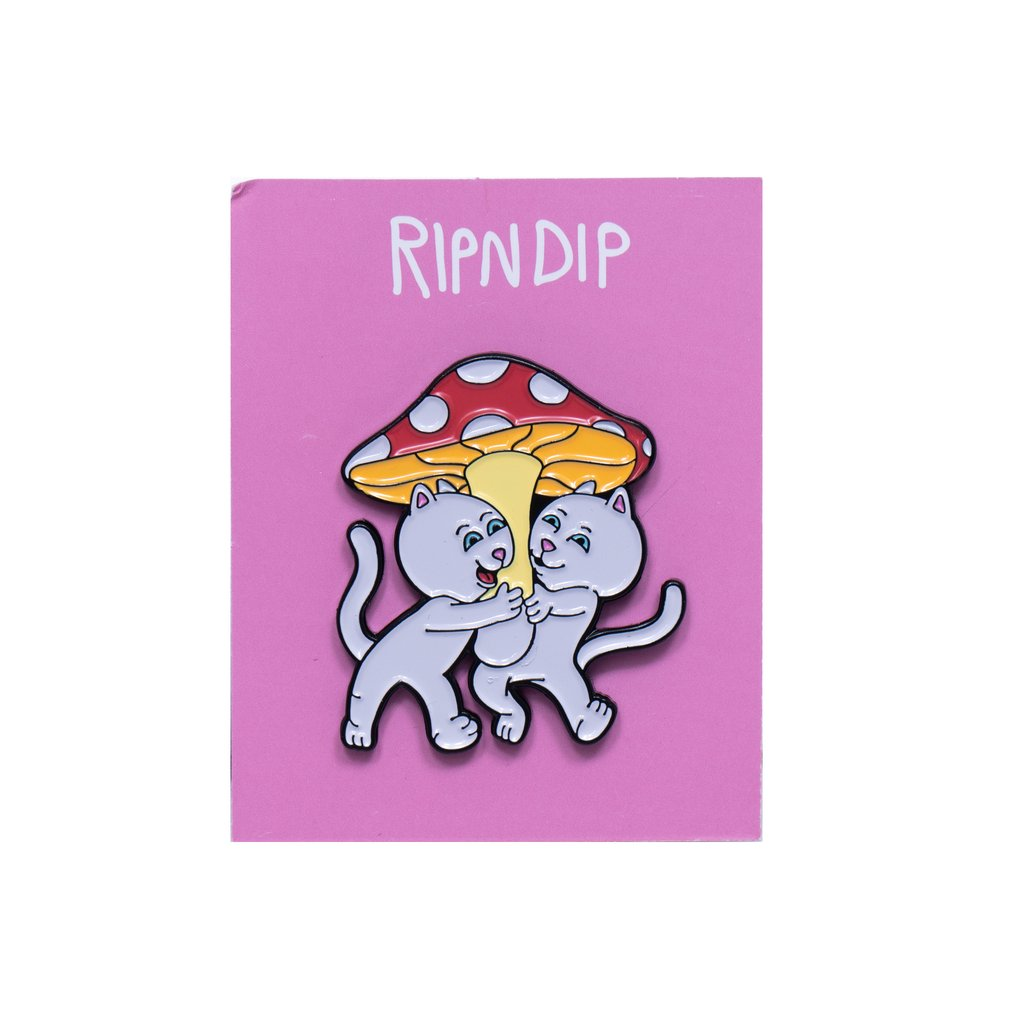 RIPNDIP odznak Sharing Is Caring Pin