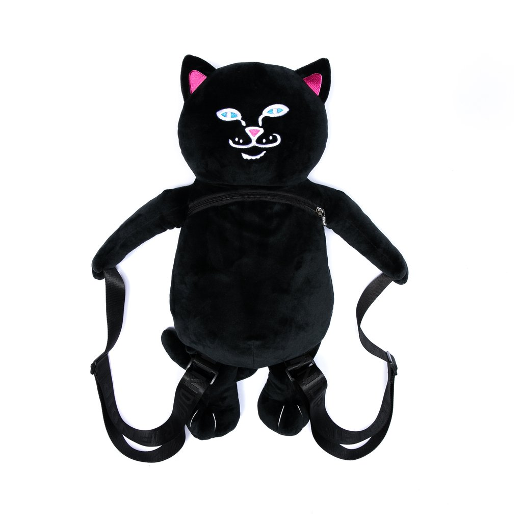 RIPNDIP batoh Plush Back Packs Jermal - Black