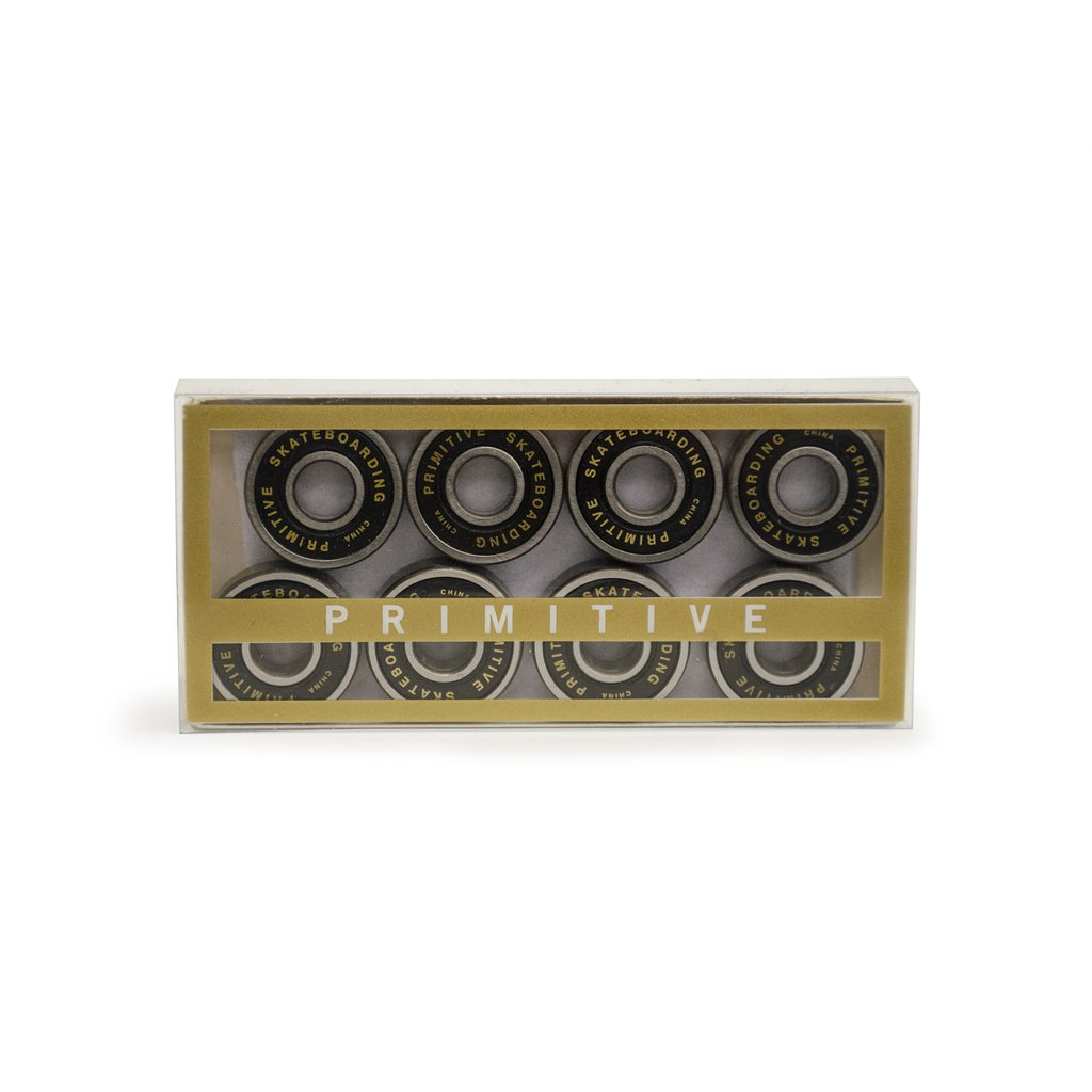 PRIMITIVE ložiská Bearings Gold / Black